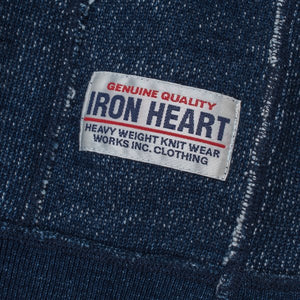 Iron Heart Hooded Sweat