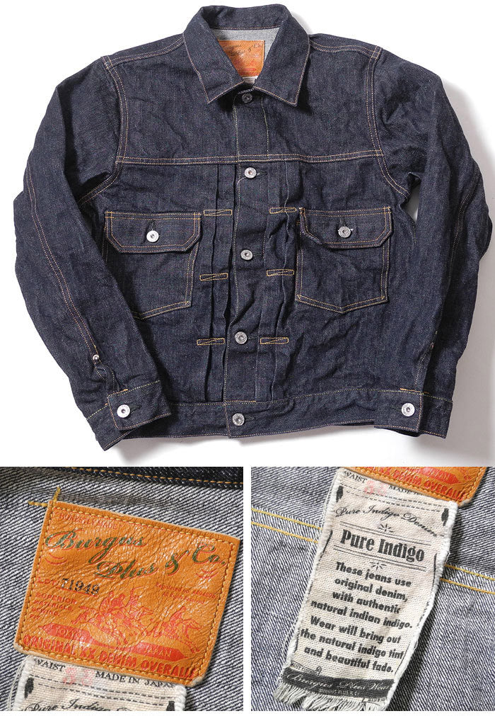 Burgus Plus Trucker Jacket