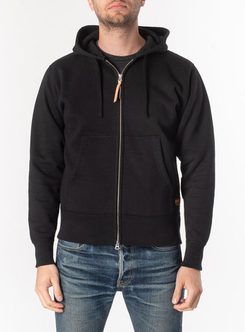 Iron Heart 14oz Loopwheel Fleece Lined Zip Up Hoodie