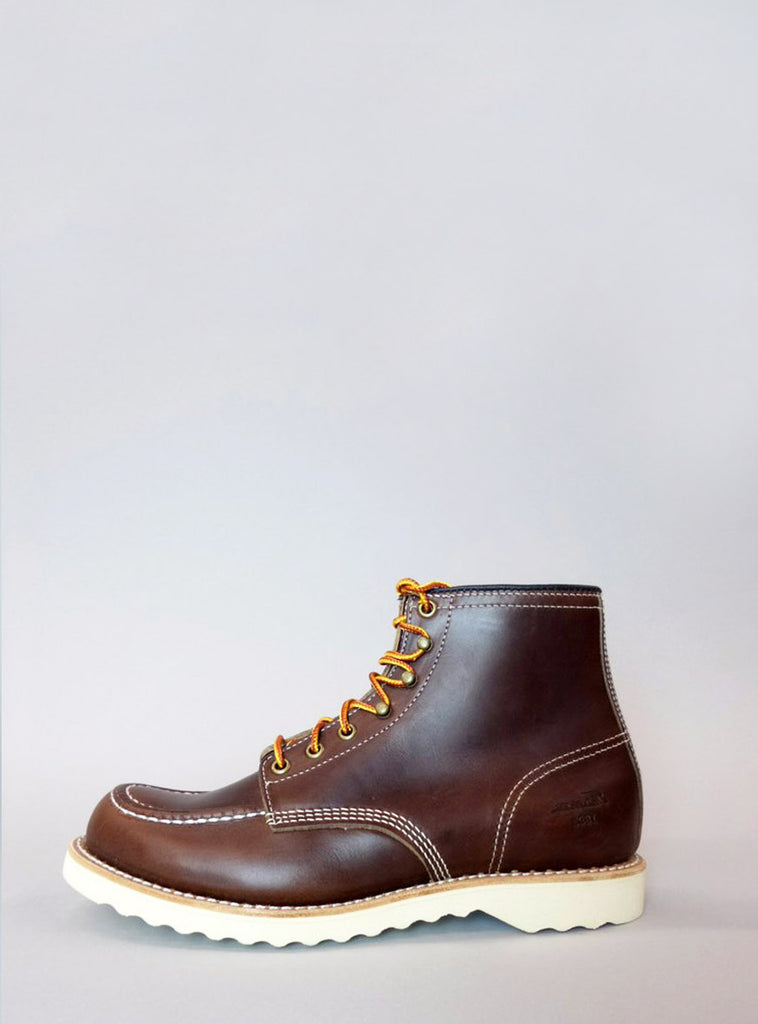 eabd66145de Thorogood 1892 Janesville Moc Toe Brown