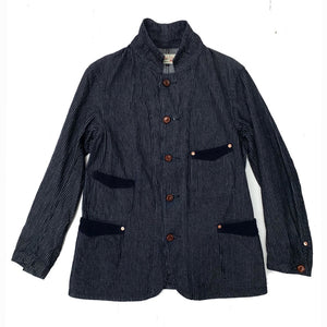 Graph Zero Indigo Sack Jacket