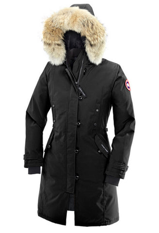 Canada Goose Kensington Parka in Black