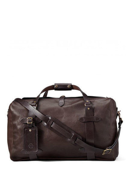 Filson Weatherproof Leather Duffle