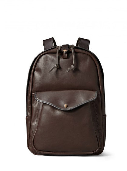 Filson Weatherproof Leather Journeyman Backpack