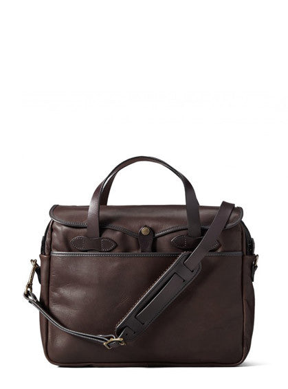 Filson Weatherproof Leather Original Briefcase