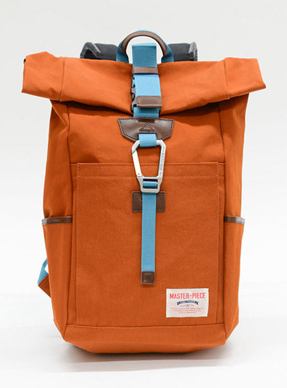 Master-Piece Link Rolltop in Orange