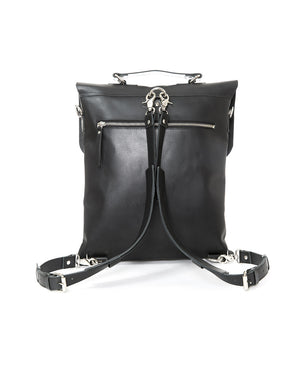 Enter Leather Messenger Tote