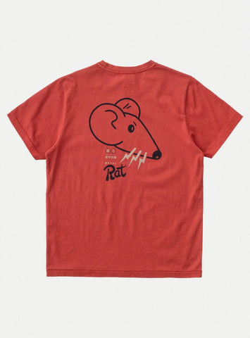 Nudie Jeans Roy Year of the Rat T