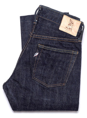 Pure Blue Japan 22oz XX-13 Indigo Selvedge