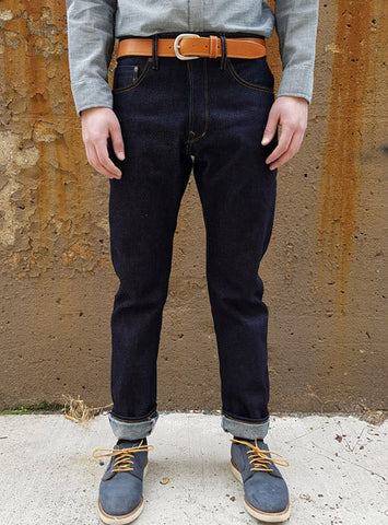 Railcar Fine Goods 23oz Indigo Selvedge Denim
