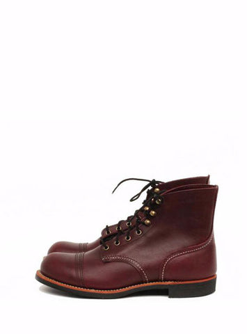 Red Wing Iron Ranger 8119 Oxblood Mesa