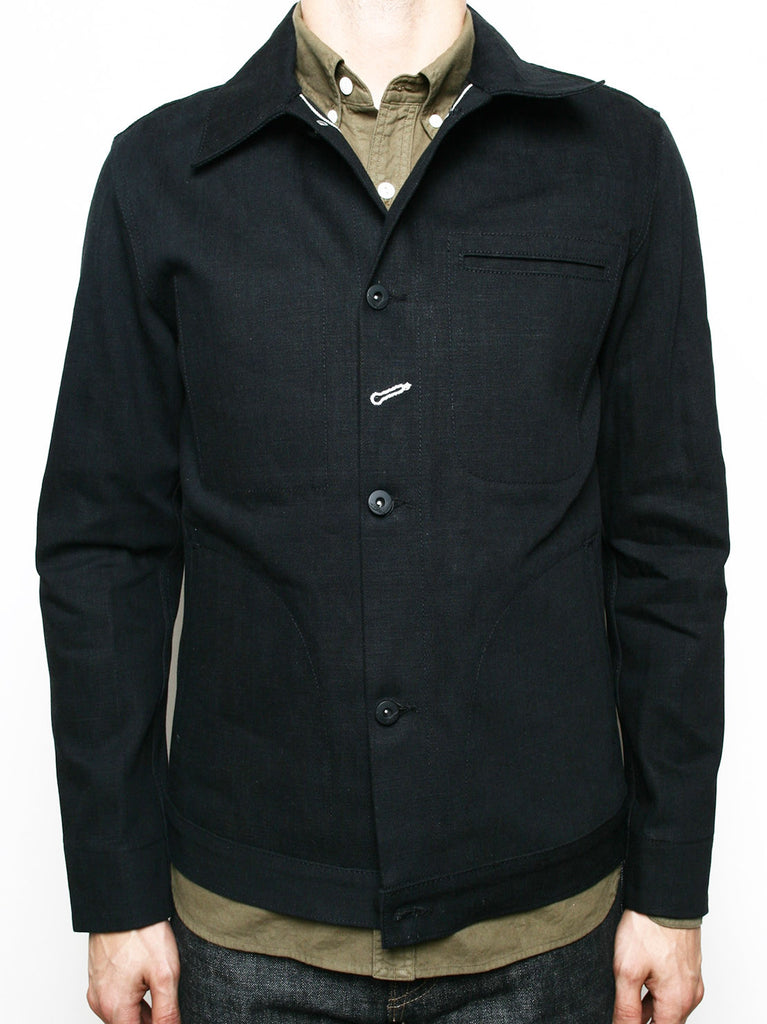 Rogue Territory Supply Jacket Stealth Black