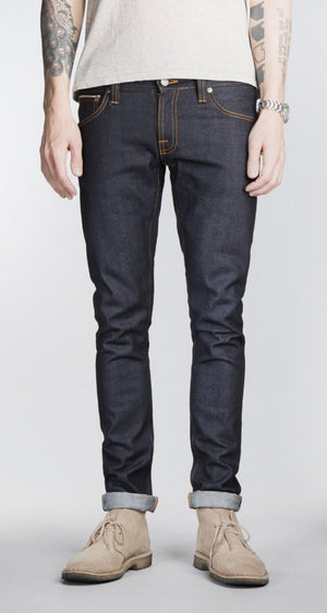 Nudie Jeans Sakura Selvage Tight Long John