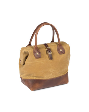 Wood and Faulk Sidecar Everyday Bag High Desert Sage