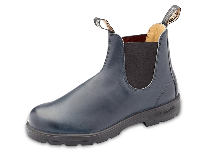 Blundstone 1430 Navy Rub