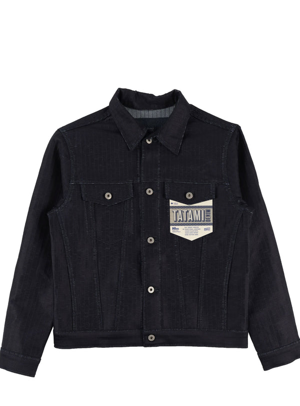 Naked & Famous Tatami Denim Jacket