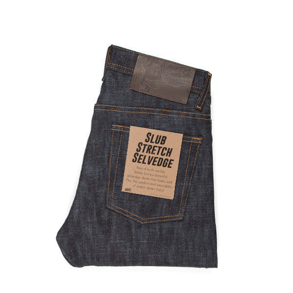 Naked & Famous Weird Guy in Slub Stretch Selvedge