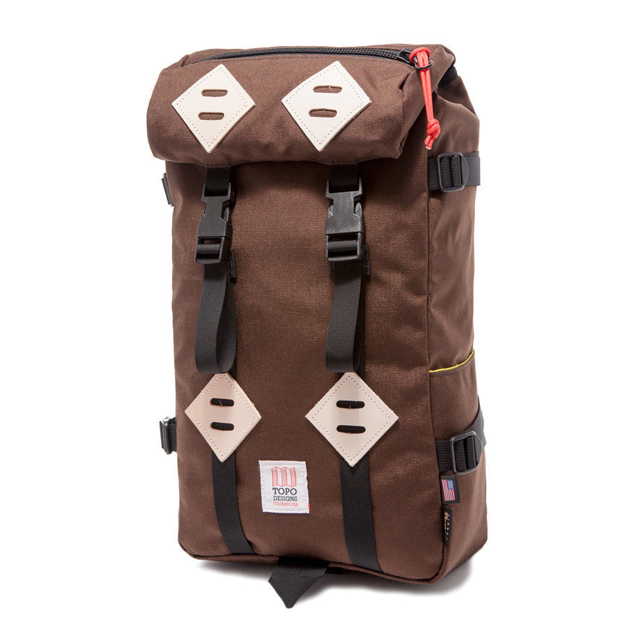 Topo Designs Klettersack 15L Coffee