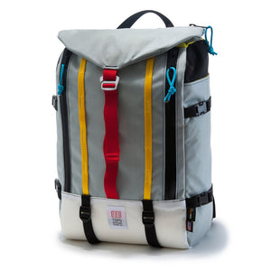Topo Designs Mountain Pack in Silver