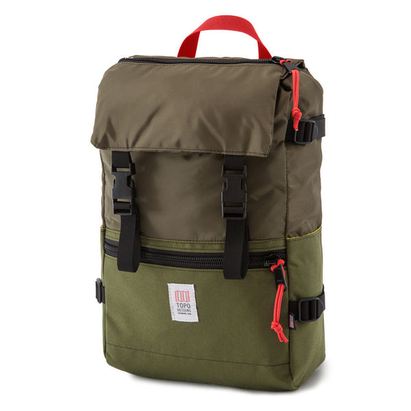 Topo Designs Rover Pack Olive