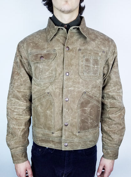 Wild Outdoor Apparel Quimby Alpha Waxed Jacket