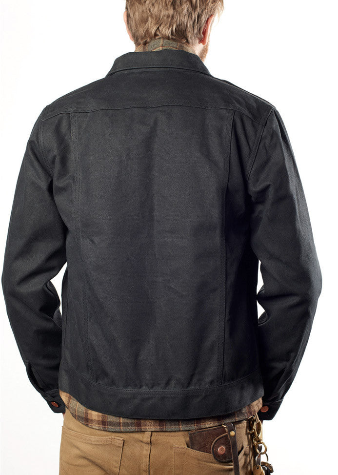 Mercy Supply Co. Work Jacket Black