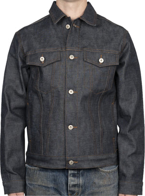 Naked & Famous Vulgar Selvedge 2 Denim Jacket
