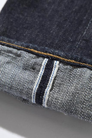 Pure Blue Japan XX-019 14oz Relaxed Taper Indigo Selvedge Denim
