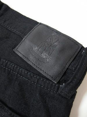Pure Blue Japan XX-013BB 14oz Double Black