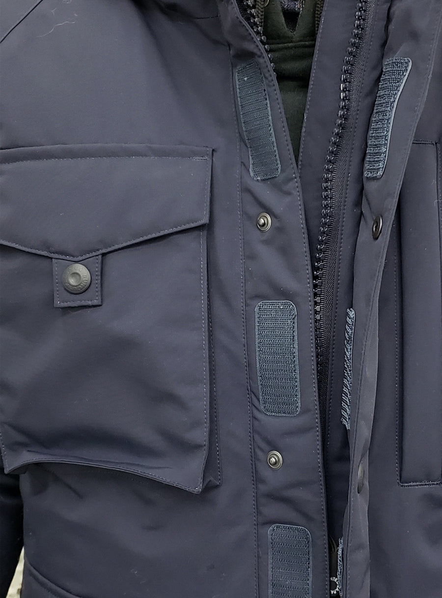 Burgus Plus X Zanter Down Jacket
