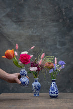 Load image into Gallery viewer, Delft Trio vase set - delightfully different!