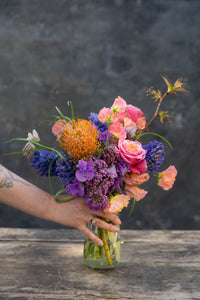In a pickle - add a unique dutch classic icon to your bouquet! Starting from;