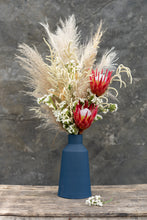Load image into Gallery viewer, Beachside Navy in vase - next day delivery!