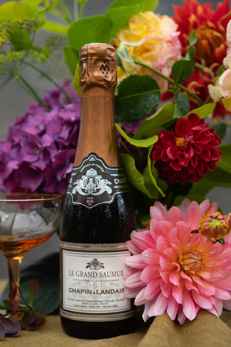 Le Grand Saumur Brut - turning your delivery into a special occasion!
