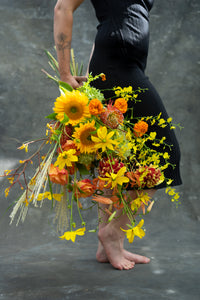 Sunshine in a vase - happiness in 3 sizes. Starting from;