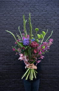'Feature bouquet' Mrs Fields - next day delivery!