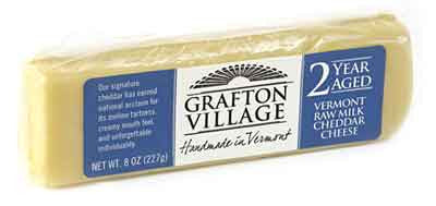 Grafton-2 Year Aged Cheddar