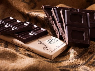 Caro 68% Dark Chocolate Bar and