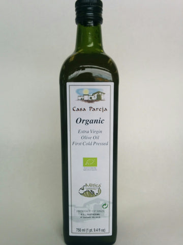 Casa Pareja Extra Virgin Olive Oil (Jumilla, Spain)