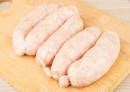 Chicken Apple & Sage Sausage  $12.00 package