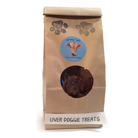 Grass Fed Liver Dog Treats