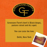 Angus Grass Fed Beef - Rib Eye Steaks, Bone-In  $24 lbs