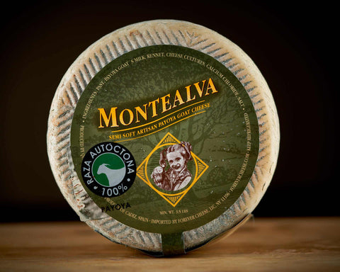 Montealva Goat Cheese