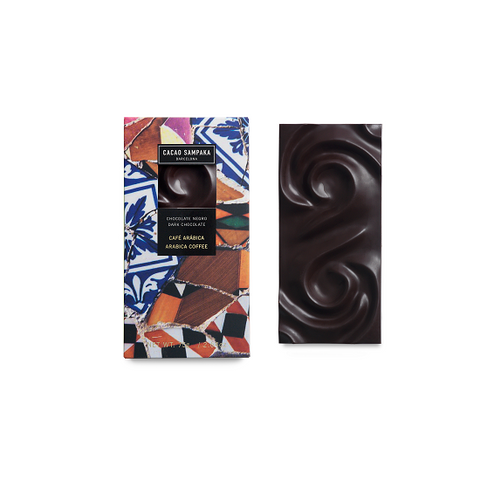 Cacao Sampaka Coffee Dark Chocolate Bar