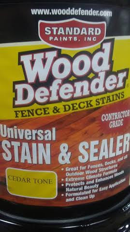 Universal Stain And Seal