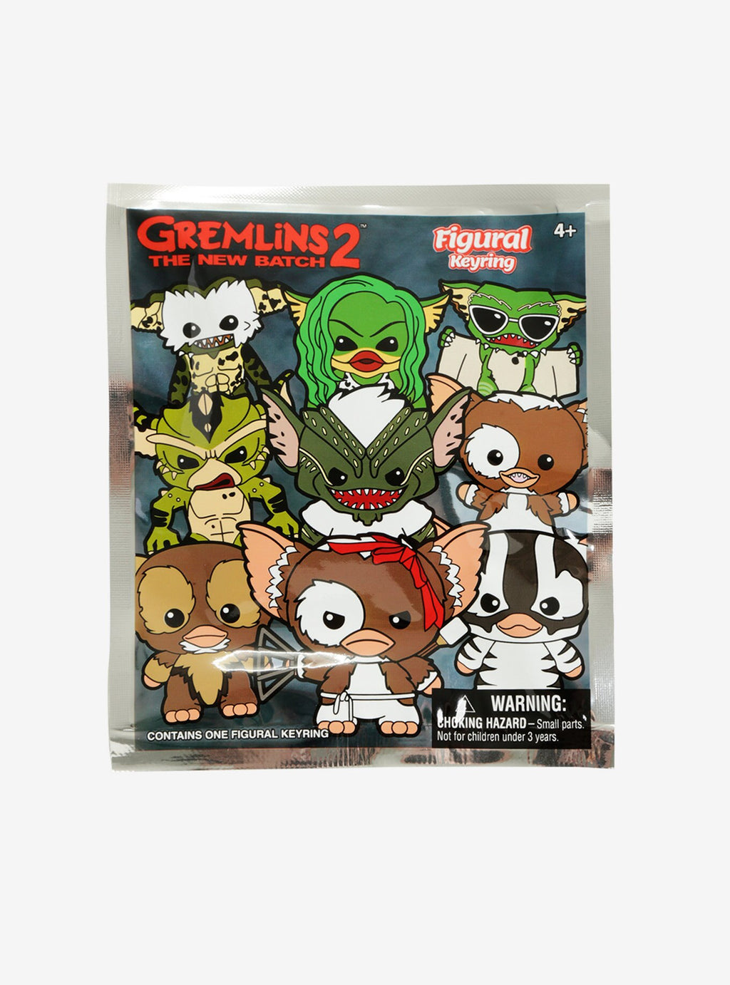 Gremlins - Gremlins 2 The New Batch Blind Bag Keychains