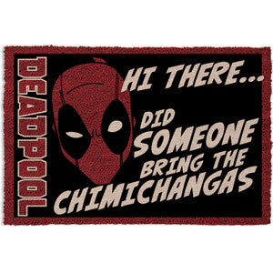 Marvel Comics - Deadpool (Doormat)