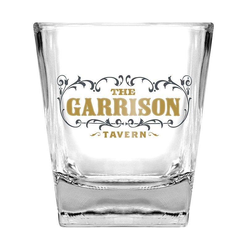 Peaky Blinders - Drinking Glass And Stones Set
