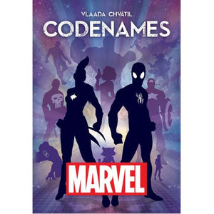 Marvel - Codenames: Marvel Card Game