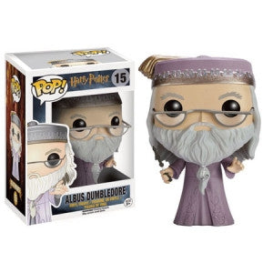 Pop! Movies: Harry Potter Pop! Vinyl Figure - Albus Dumbledore